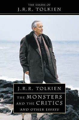 Sampul buku The Monsters and the Critics and Other Essays