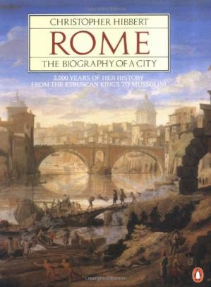 Book cover Rome: The Biography of a City