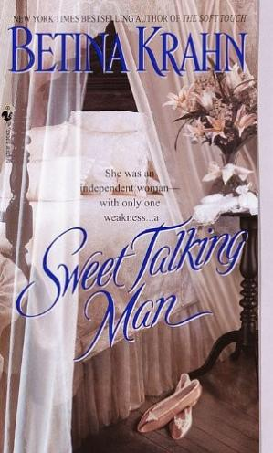 Book cover Sweet Talking Man