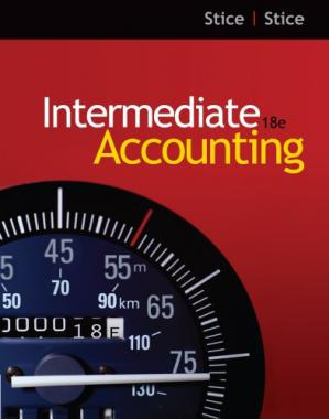 Book cover Intermediate Accounting