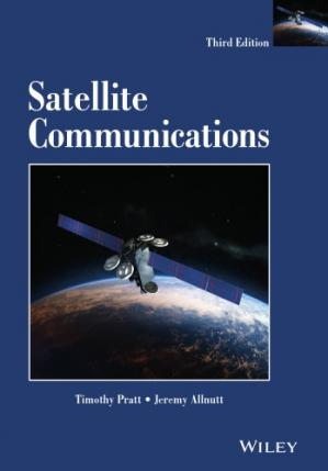 Book cover Satellite Communications