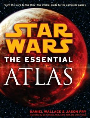 Book cover Star Wars: The Essential Atlas