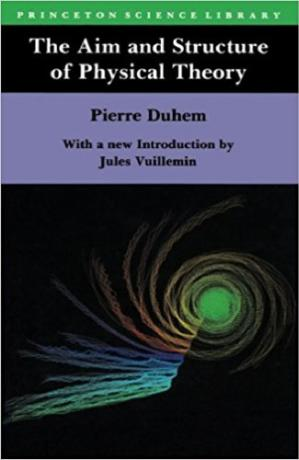 Book cover The Aim and Structure of Physical Theory