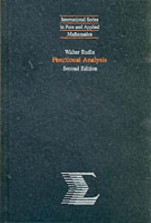 Book cover Functional analysis