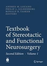 Εξώφυλλο βιβλίου Textbook of Stereotactic and Functional Neurosurgery