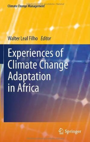 Buchdeckel Experiences of Climate Change Adaptation in Africa