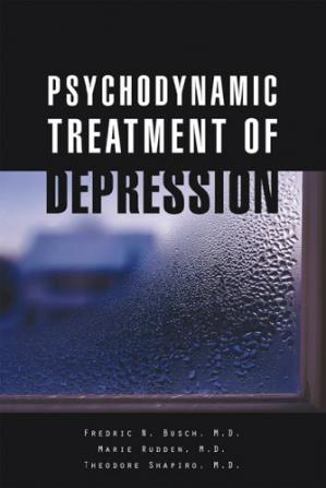 غلاف الكتاب Psychodynamic Treatment of Depression
