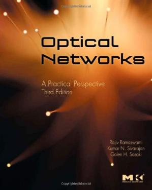 पुस्तक कवर Optical Networks: A Practical Perspective