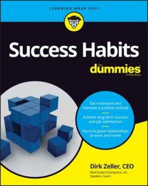 Book cover Success Habits for Dummies