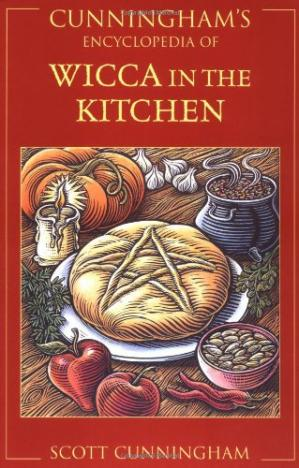 Buchdeckel Cunningham's Encyclopedia of Wicca in the Kitchen