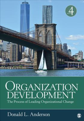 Book cover Organization Development: The Process of Leading Organizational Change