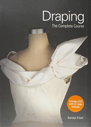 Buchdeckel Draping : the complete course