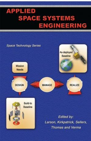 पुस्तक कवर Applied Space Systems Engineering (Space Technology Series)