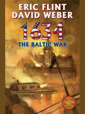 Book cover 1634: The Baltic War