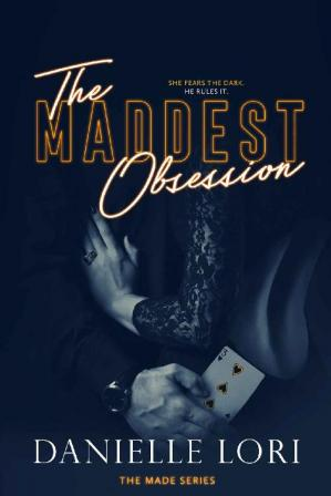 Обложка книги The Maddest Obsession (Made Book 2)