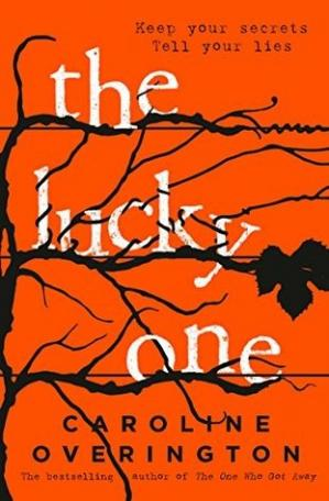 Book cover The Lucky One