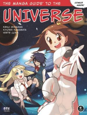Book cover The Manga Guide to the Universe