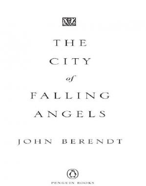 Обложка книги The City of Falling Angels