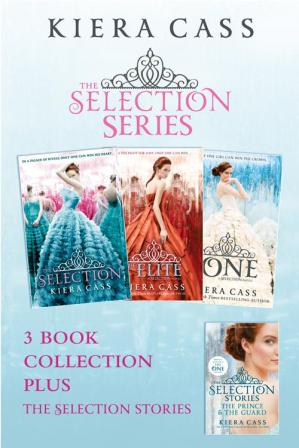 Book cover The Selection Series Collection