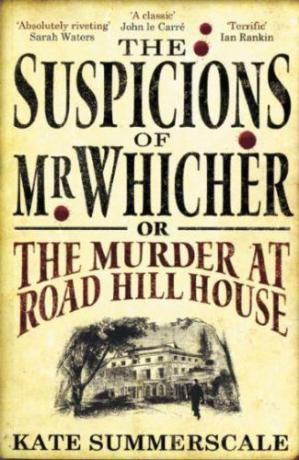 Copertina The Suspicions of Mr Whicher: or the Murder at Road Hill House