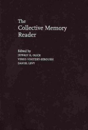 书籍封面 The Collective Memory Reader