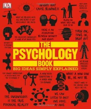 Book cover The Psychology Book