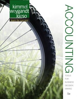 Couverture du livre Accounting: Tools for Business Decision Making