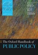 表紙 The Oxford Handbook of Public Policy