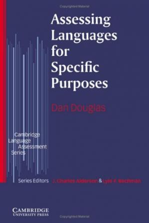 Buchdeckel Assessing Languages for Specific Purposes (Cambridge Language Assessment)