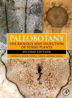 Book cover Paleobotany, Second Edition: The Biology and Evolution of Fossil Plants