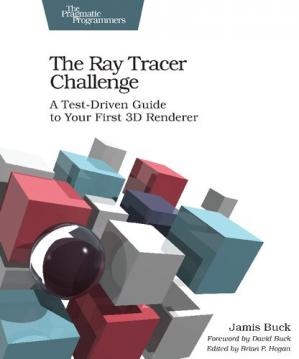 Book cover The Ray Tracer Challenge