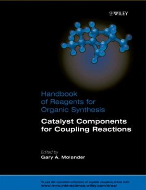 Copertina Handbook of Reagents for Organic Synthesis, Catalyst Components for Coupling Reactions