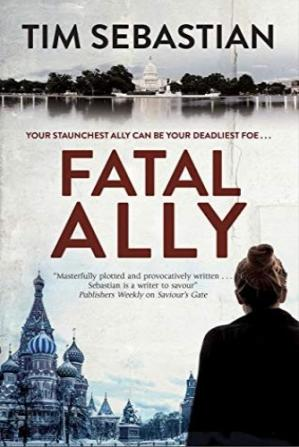 Book cover Fatal Ally