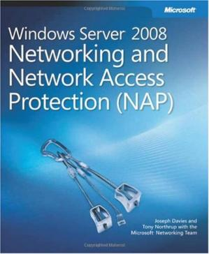 Couverture du livre Windows Server 2008 Networking and Network Access Protection (NAP)