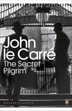 Book cover The Secret Pilgrim