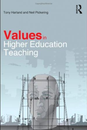 Book cover Values in Higher Education Teaching