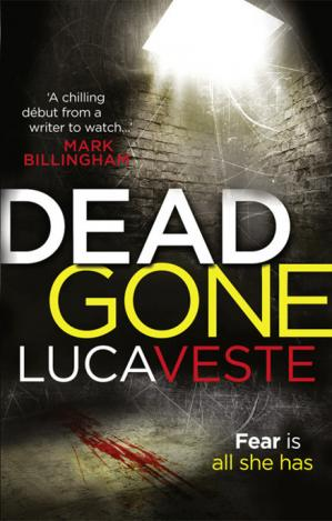 Book cover Dead Gone