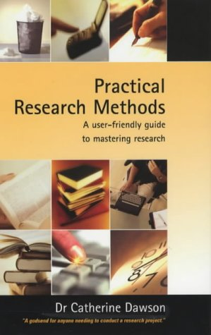 Book cover Practical Research Methods: A User-Friendly Guide to Mastering Research Techniques and Projects