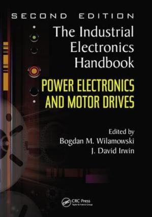 A capa do livro Power Electronics and Motor Drives