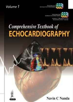 Book cover Comprehensive Textbook of Echocardiography, Volume 1