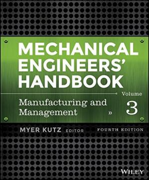 Book cover Manufacturing and Management