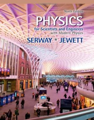 Book cover Physics for Scientists and Engineers with Modern Physics