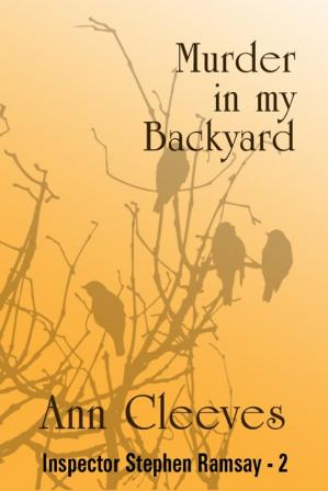 غلاف الكتاب Murder in My Backyard