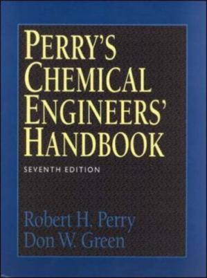 Portada del libro Perry's Chemical Engineers' Handbook