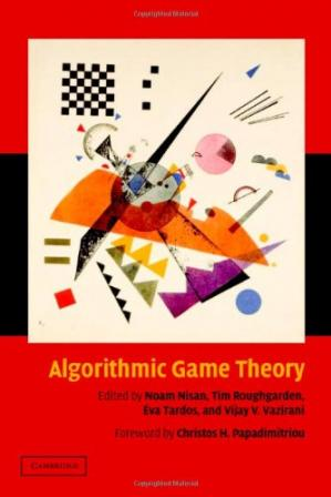 Copertina Algorithmic Game Theory