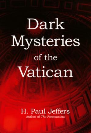 Copertina Dark Mysteries of the Vatican