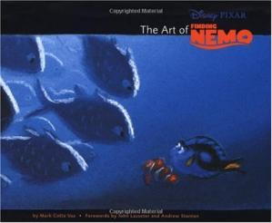 Book cover The Art of Finding Nemo