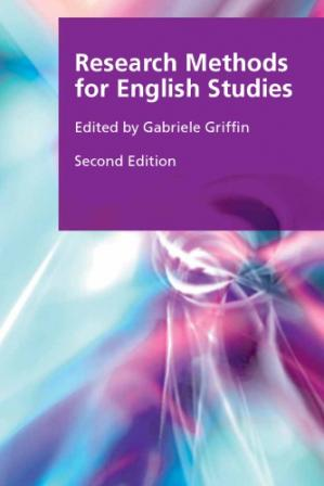 Book cover Research Methods for English Studies