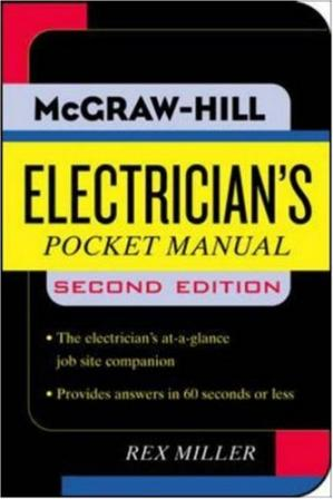 Book cover Electrician's Pocket Manual