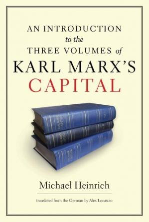 Book cover An Introduction to the Three Volumes of Karl Marx's Capital